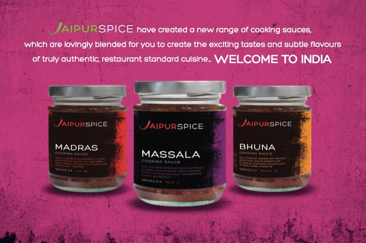 Jaipur Sauces